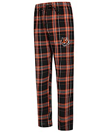 Men's Cincinnati Bengals Hillstone Flannel Pants