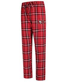 Men's San Francisco 49ers Hillstone Flannel Pants