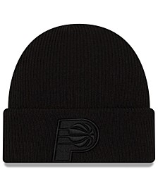 Indiana Pacers Blackout Knit Hat