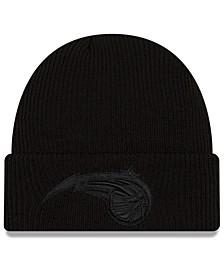 Orlando Magic Blackout Knit Hat