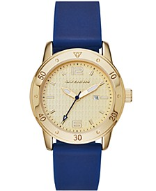 Women's Silcone Strap Watch 35mm