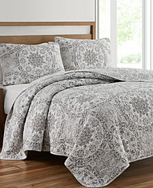 Ravenna 3-Piece King Quilt Set