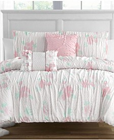 Tabitha 5-Piece Full Comforter Set