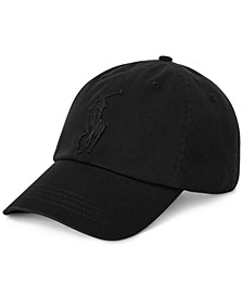 Men's Big Pony Chino Cap