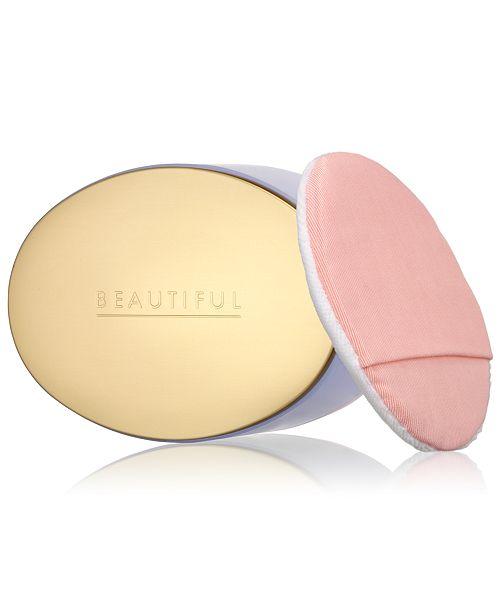 Estee Lauder Beautiful Perfumed Body Powder (with Puff), 3.5 oz