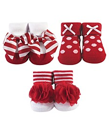 Baby Girl Socks Gift Set