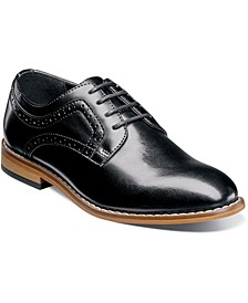 Little and Big Boy Dickens Plain Toe Oxford Shoe