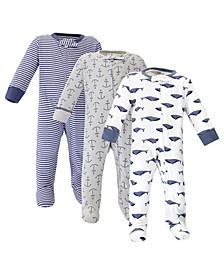 Baby Boy and Girl Sleep and Play, Set of 3