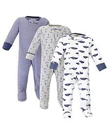 Baby Boy and Girl Sleep and Play, Set of 3