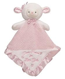 Thank Heaven Lamb Snuggle Buddy Security Blanket