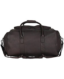 Colombian Leather Duffle