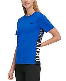 Sport Colorblocked Flip Logo T-Shirt