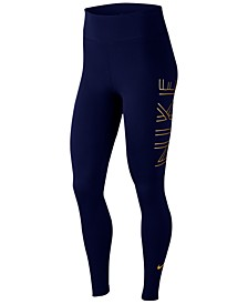 Women's Run Dri-FIT Logo Leggings