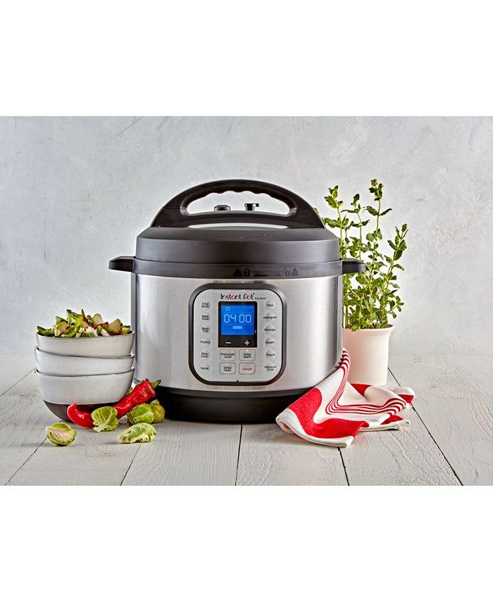 Instant Pot - ® Duo™ Nova™ 10-Qt. 7-in-1, One-Touch Multi-Cooker