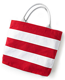 Get Macy's American Icons Beach Tote for $10 with any $25 purchase