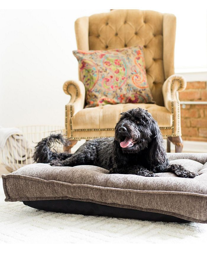 La-Z-Boy - 38 X 31 Baxter Flanged Mattress Dog Bed