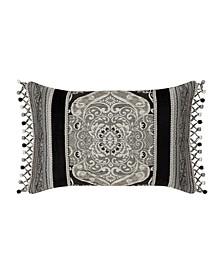 J Queen Vera Boudoir Decorative Throw Pillow
