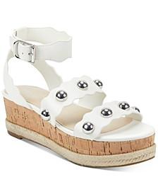 Fayth Flatform Sandals