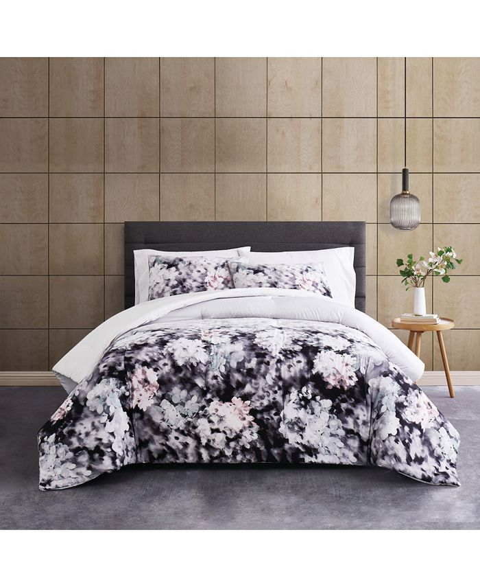 Vince Camuto Home - Reflection Twin Extra Long Comforter Set