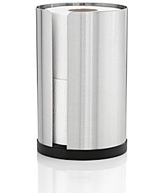 2 Roll Cylinder Toilet Paper Holder