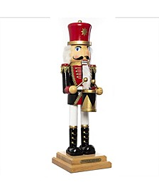Nutcracker Drummer Wood 20inch