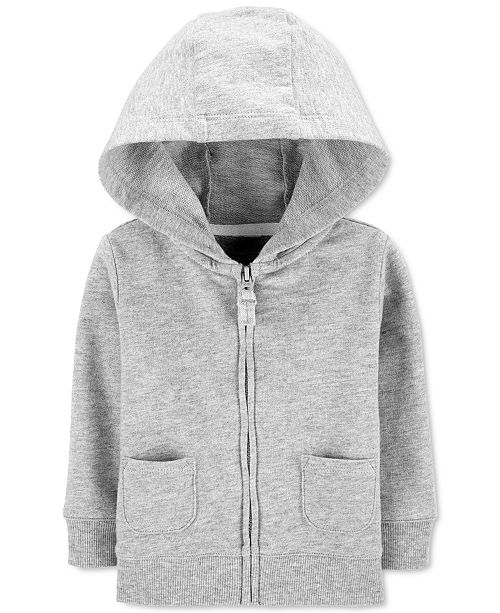 Carter's Baby Boys Cotton French Terry Hoodie