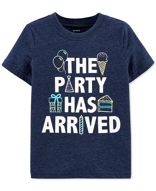 Carter's Toddler Boys Glow-In-The-Dark T-Shirt