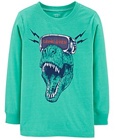 Little & Big Boys Dinosaur-Print T-Shirt
