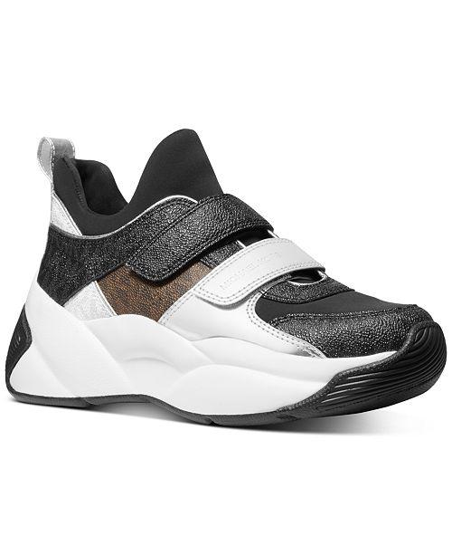 Michael Kors Keeley Trainer Sneakers
