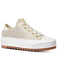 Keegan Lace-Up Sneakers