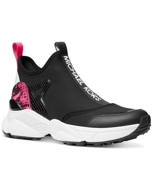 Michael Kors Willow Slip-On Sneakers
