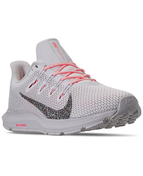 Llevando Paseo maldición  Nike Women's Quest 2 Running Sneakers from Finish Line & Reviews - Finish  Line Athletic Sneakers - Shoes - Macy's