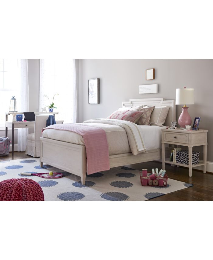 Furniture Serendipity Full Bed  & Reviews - Furniture - Macy's