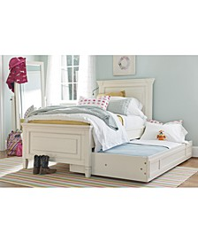 Summer Hill Twin Bed with Trundle