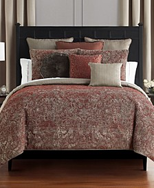 Caine Full/Queen 3 Piece Duvet Set