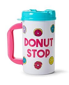 "Chunky ""Donut Stop"" Mug"