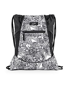 Grab and Go Drawstring Backpack