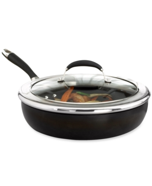 "Circulon Elite 12"" Covered Deep Skillet"