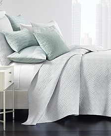 Layered Frame King Coverlet