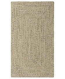 Sea Glass Rectangular Braid 7' x 9' Indoor/Outdoor Area Rug