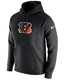 Men's Cincinnati Bengals Fleece Club Hoodie