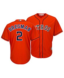 Men's Alex Bregman Houston Astros Player Replica Cool Base Jersey