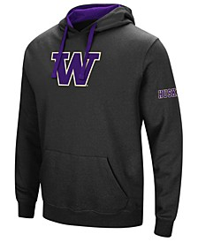 Men's Washington Huskies Big Logo Hoodie