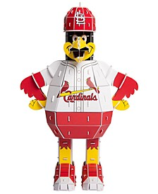 """St. Louis Cardinals 12"""" Mascot Puzzle"""
