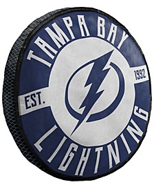 Tampa Bay Lightning 15inch Cloud Pillow
