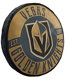 Vegas Golden Knights 15inch Cloud Pillow