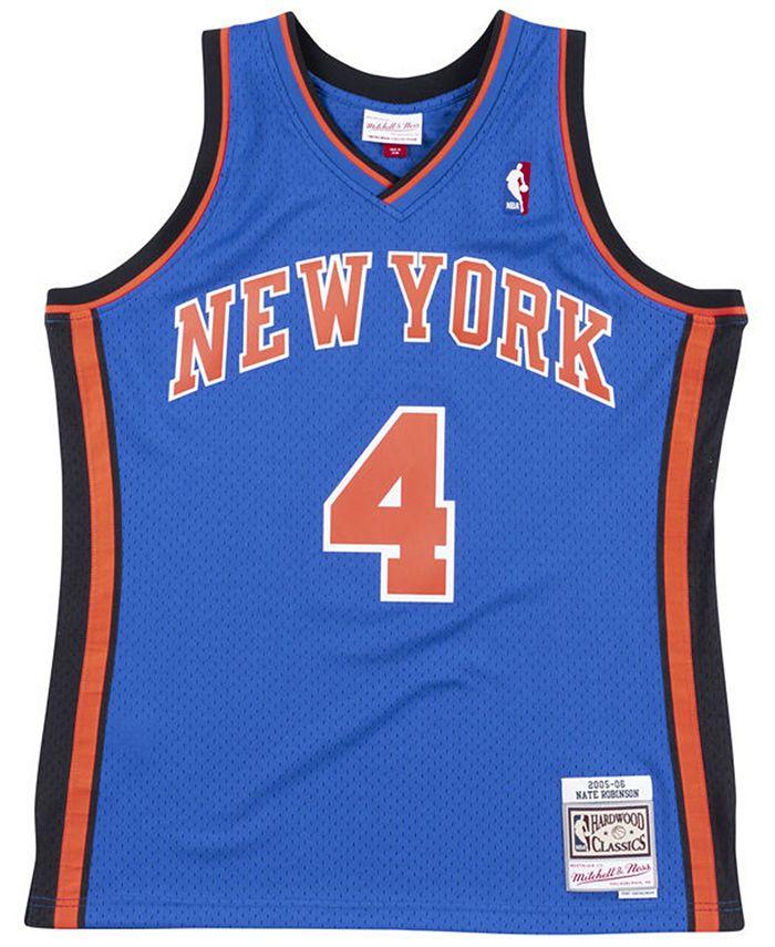 Men's Nate Robinson New York Knicks Hardwood Classic Swingman Jersey