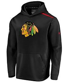 Men's Chicago Blackhawks Authentic Pro Rinkside Hoodie