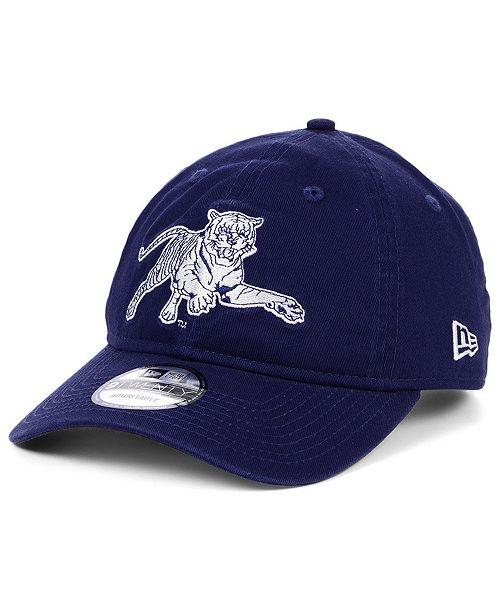 New Era Jackson State Tigers Core Classic 9TWENTY Cap