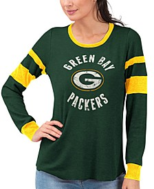 Women's Green Bay Packers Stadium Thermal Top